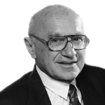 Milton Friedman Bio